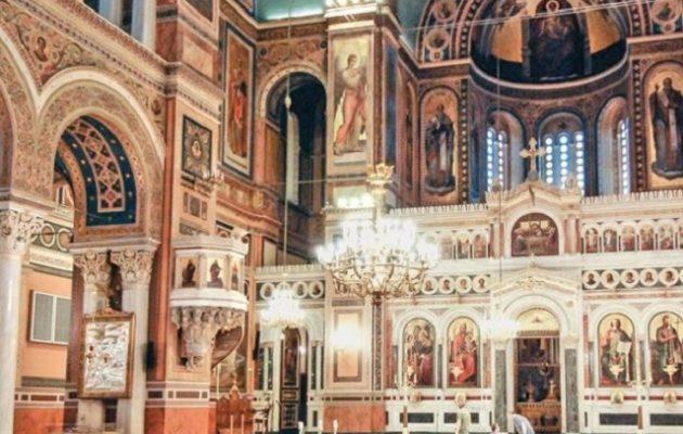 Παρατείνονται μέχρι 11 Απριλίου τα περιοριστικά μέτρα και στις Εκκλησίες