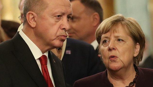 Γερμανία: Καμία συναίνεση στην Ε.Ε. για κυρώσεις στην Τουρκία