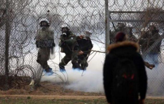 Σχέδιο των Τούρκων να ρίξουν τον φράχτη στον Έβρο με παρακρατικούς υπό αστυνομική κάλυψη