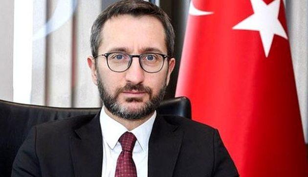 Φαχρετίν Αλτούν: Η Ανατολική Μεσόγειος είναι μέρος της «Γαλάζιας Πατρίδας» της Τουρκίας