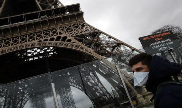 13.157 νέα κρούσματα την Κυριακή στη Γαλλία και 215 θάνατοι