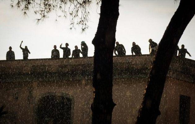 Κοροναϊός: Εξεγέρσεις στις ιταλικές φυλακές λόγω ανησυχίας για τον Covid-19