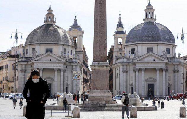 Κοροναϊός: Στους 7.503 οι νεκροί στην Ιταλία – 683 πέθαναν σε 24 ώρες