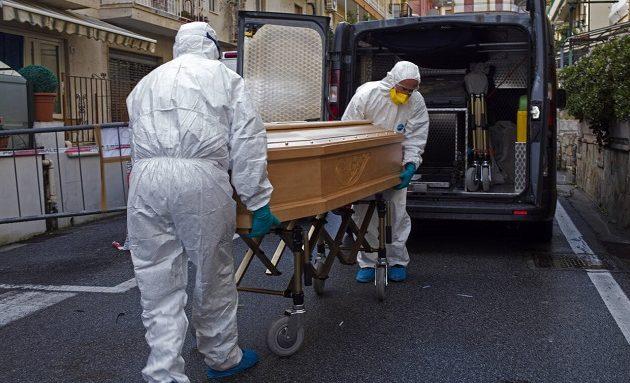 Κοροναϊός: Πάνω από 16.500 νεκροί στην Ιταλία – Μειώθηκαν τα κρούσματα