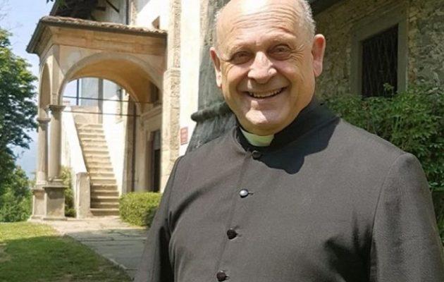 Κοροναϊός: Ιταλός ιερέας πέθανε γιατί επέλεξε να δώσει τον αναπνευστήρια σε νεότερo ασθενή