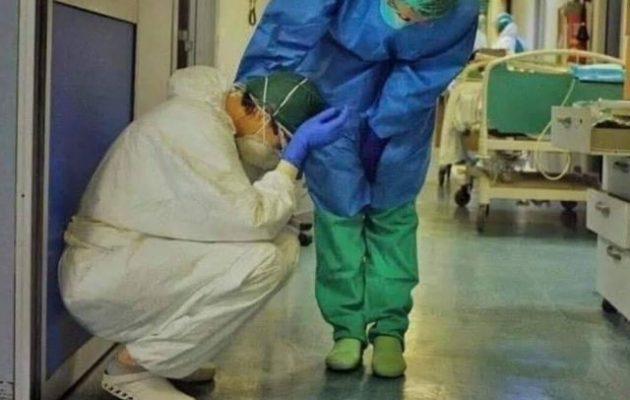 31 γιατρούς σκότωσε μέχρι τώρα ο Covid-19 στην Ιταλία
