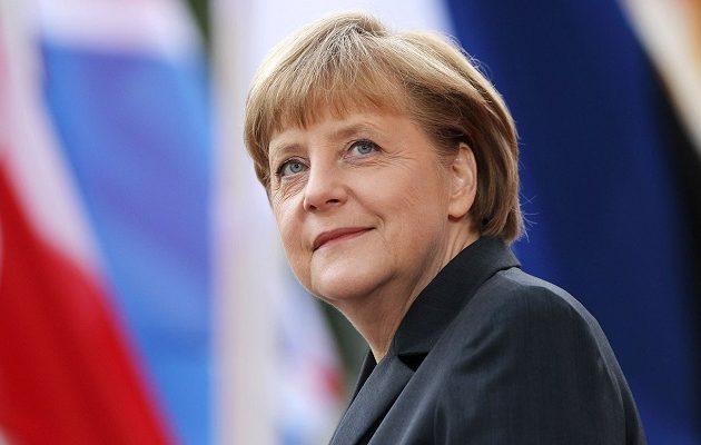 Μέρκελ: Συμμετρικό σοκ ο κοροναϊός – Η Γερμανία ευημερεί όταν ευημερεί και η Ευρώπη