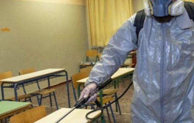 Κρούσμα κορωνοϊού σε δημοτικό σχολείο στη Νίκαια