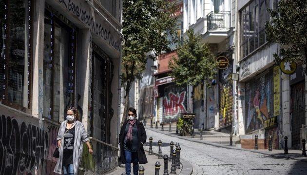 Θερίζει ο κορωνοϊός στην Τουρκία – Νέα ρεκόρ κρουσμάτων και θανάτων