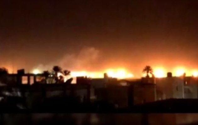 Ο LNA του Χαφτάρ βομβάρδισε τους Τούρκους στο αεροδρόμιο της Τρίπολης