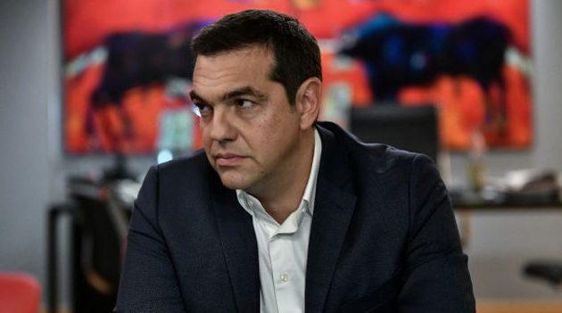 Τσίπρας: Ο κ. Μητσοτάκης να παρέμβει και να εντάξει όλους στο επίδομα των 800 ευρώ