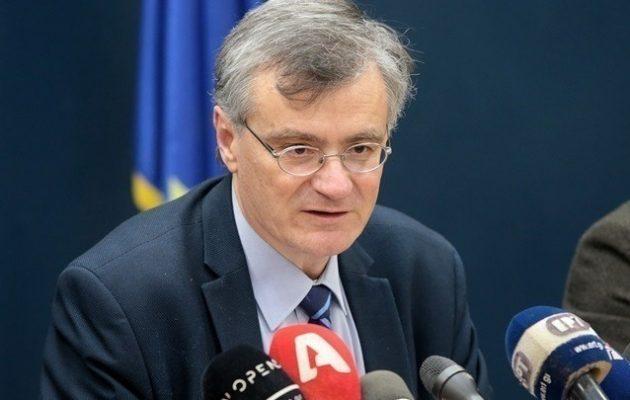 Καθηγητής ΑΠΘ: Ο Τσιόδρας δίνει ψευδή εικόνα θανάτων για να δικαιολογηθούν τα μέτρα