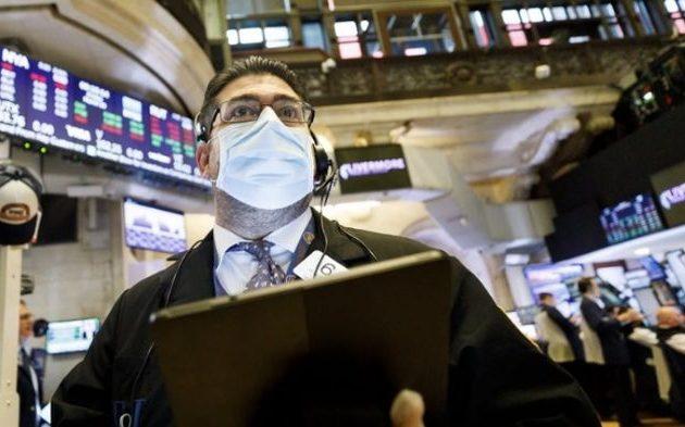 Το Χρηματιστήριο της Νέας Υόρκης έχασε 4,55% την Παρασκευή