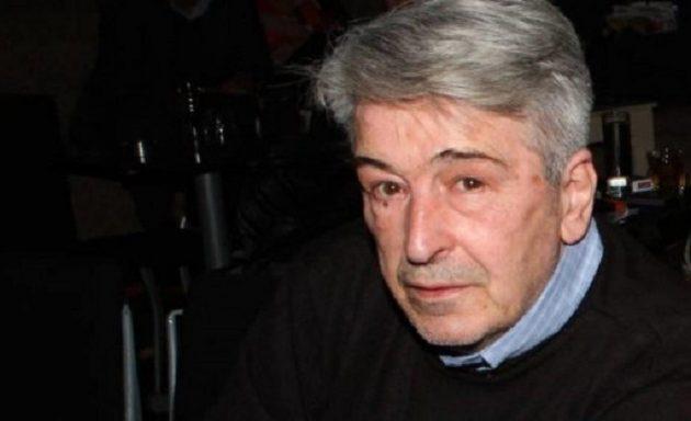 Πέθανε σε ηλικία 74 ετών ο ηθοποιός Πάνος Χατζηκουτσέλης