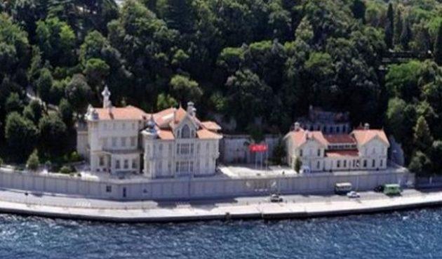 Κοροναϊός: Σε καραντίνα ο Ερντογάν στο χλιδάτο Huber Mansion με θέα τον Βόσπορο