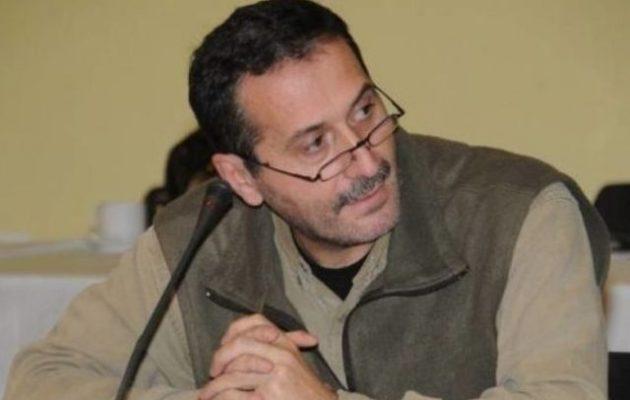 Έθεσε εαυτόν εκτός ΣΥΡΙΖΑ ο Ηλίας Γρηγόρης μετά το σάλο από την ανάρτησή του στο Facebook