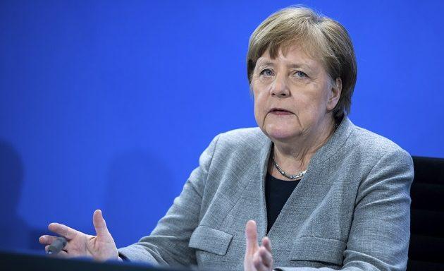 Η Μέρκελ ανακοίνωσε παράταση του λοκντάουν στη Γερμανία