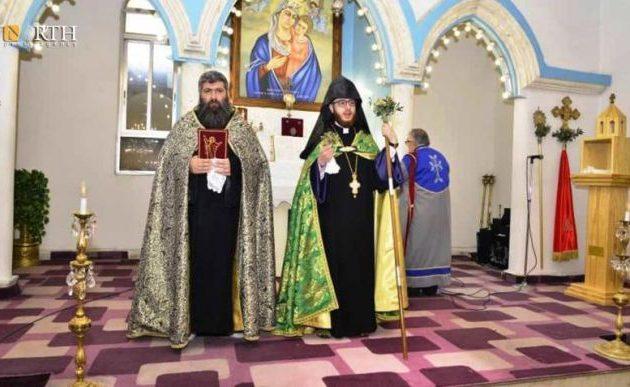 Μόνο με ιερείς -δίχως πιστούς- οι λειτουργίες τη Μεγάλη Εβδομάδα στη Β/Α Συρία