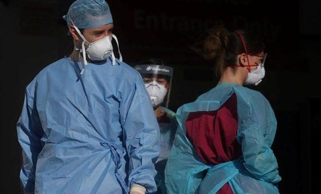 Βρετανία: 1.770 νέα κρούσματα – 67 θάνατοι σε επτά ημέρες