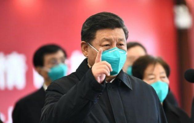 «Η Κίνα προσπαθεί να μετατρέψει την κρίση στην υγεία σε μια γεωπολιτική ευκαιρία»