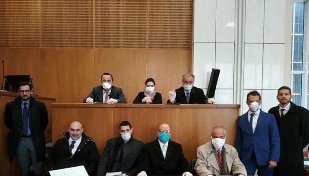 Δίκη με 207 μάρτυρες στο Εφετείο της Αθήνας εν μέσω πανδημίας