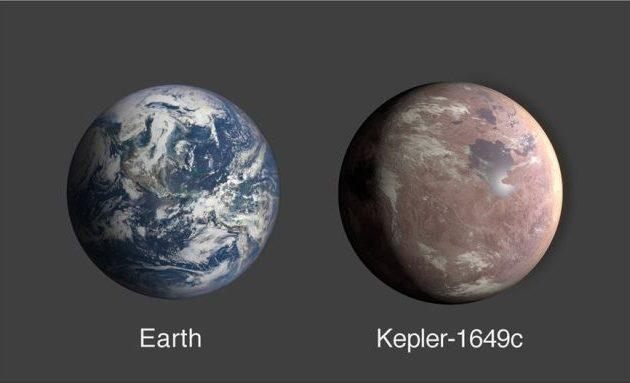 Η NASA ανακάλυψε μια «δεύτερη Γη» σε απόσταση 300 ετών φωτός