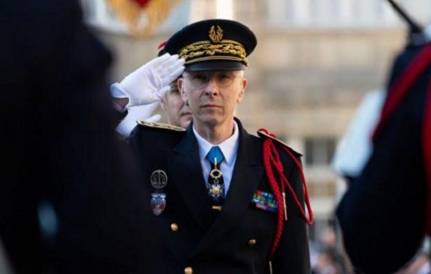 Προκαλεί ο Γάλλος Αρχηγός Αστυνομίας: «Φταίνε οι ίδιοι που βρίσκονται σε ΜΕΘ»