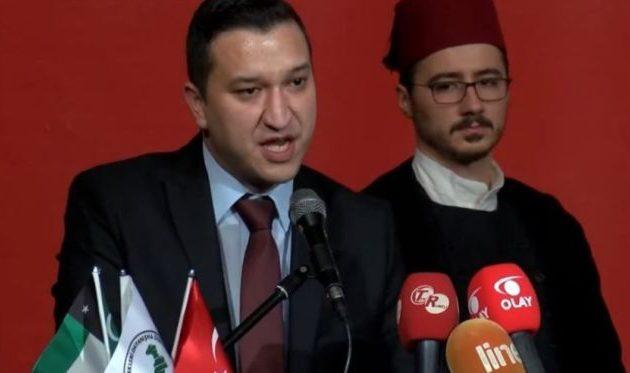 Ο μουσουλμάνος δήμαρχος Ιάσμου καλείται να δώσει εξηγήσεις στην Αστυνομία για τις προδοτικές δηλώσεις του στην Τουρκία