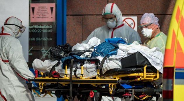 Ο κορωνοϊός «αγριεύει» στην Ιταλία – 15.199 νέα κρούσματα και 127 νέοι θάνατοι
