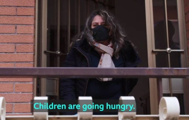 Άρχισε η πείνα στην Ιταλία – Άνθρωποι σε καραντίνα, άφραγκοι, χωρίς εργασία