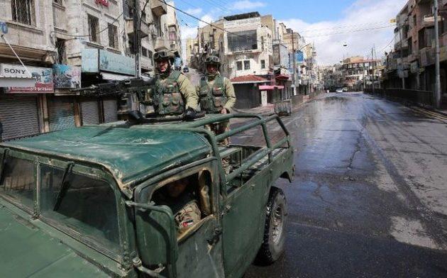 Με ντρον και κάμερες παρακολούθησης επιτηρείται η απαγόρευση κυκλοφορίας στην Ιορδανία