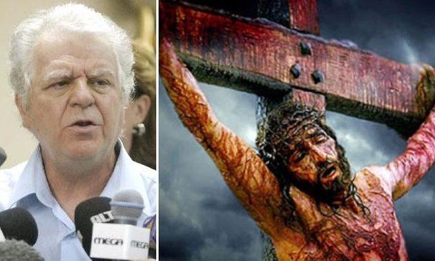 Ο ιατροδικαστής Φ. Κουτσάφτης αποκαλύπτει τον φριχτό τρόπο που πέθανε ο Ιησούς