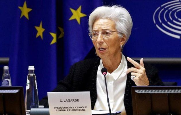 Λαγκάρντ: Σε δραματική πτώση η οικονομία της Ε.Ε. – «Πάρτε μέτρα»