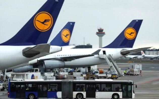 Όμιλος Lufthansa: Θα χρειαστούν μήνες έως ότου να αρθούν εντελώς οι παγκόσμιοι περιορισμοί