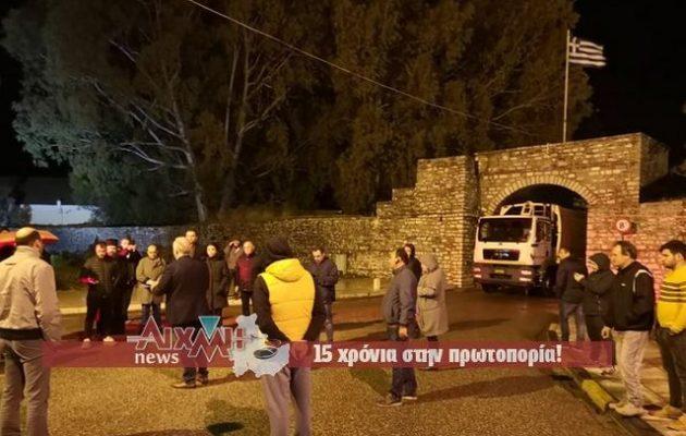 Αναστάτωση στο Μεσολόγγι – Δήμαρχος και πολίτες αντιδρούν στην εγκατάσταση κι άλλων μεταναστών