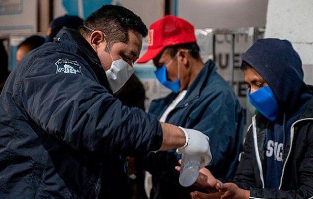 Ο κορωνοϊός εξαπλώνεται στη Λατινική Αμερική – Μεξικό, Περού και Ισημερινός