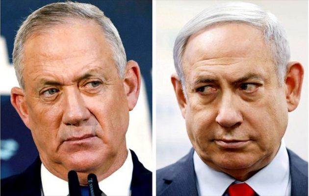 Ισραήλ: Νετανιάχου και Γκαντς συμφώνησαν για κυβέρνηση έκτακτης ανάγκης