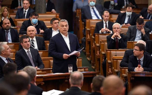 Ένα βήμα πριν τη δικτατορία η Ουγγαρία – Το αυταρχικό καθεστώς Όρμπαν μπορεί να ανήκει στην ΕΕ;
