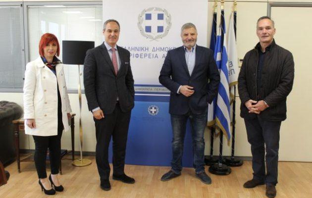 Περιφέρεια Αττικής και ΕΔΣΝΑ προσέφεραν υγειονομικό υλικό και αντισηπτικά στην Ελληνική Μειονότητα στην Αλβανία