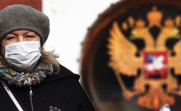 Για έκτη συνεχή ημέρα 10.000 νέα κρούσματα το 24ωρο στη Ρωσία