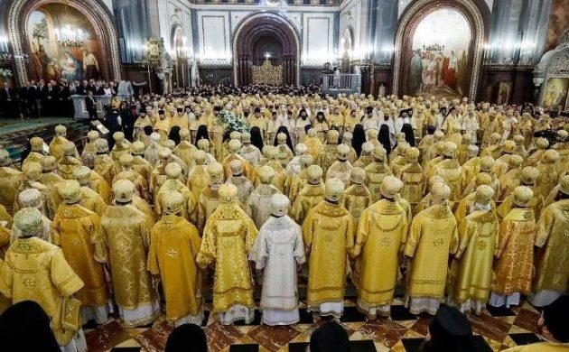 Νέα υστερία από τη Ρωσική Εκκλησία – Κατηγορεί τον Οικ. Πατριάρχη ότι ασκεί αμερικανική πολιτική