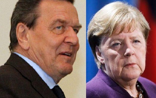 Ο Γκέρχαρντ Σρέντερ αδειάζει τη Μέρκελ: Υπέρ των ευρωομολόγων για τον κοροναϊό