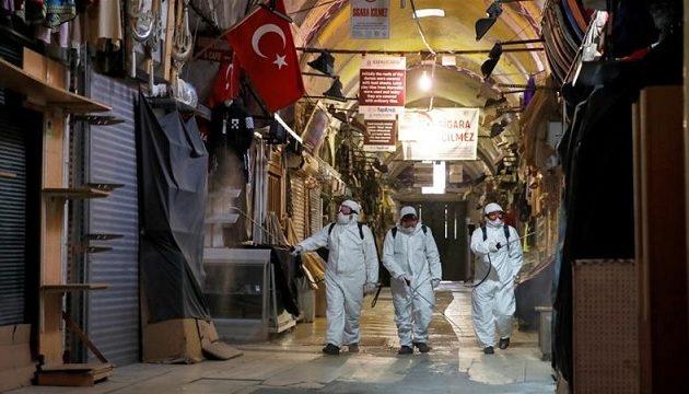 Κορωνοϊός: Όγδοη μέρα με ρεκόρ θανάτων στην Τουρκία – Ανακοίνωσε μέτρα ο Ερντογάν