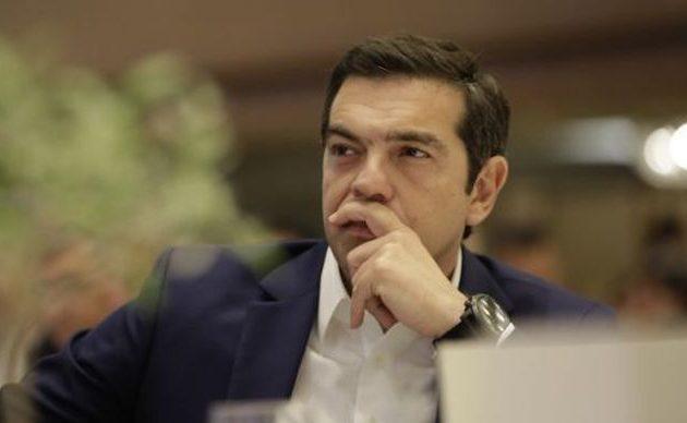 Τσίπρας: Θα ακολουθήσω υπεύθυνη και πατριωτική στάση – Διεφθαρμένο κόμμα η Ν.Δ.