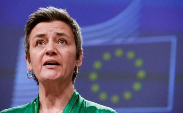 Η αντιπρόεδρος της Κομισιόν υπέρ των «ομολόγων κορωνοϊού»
