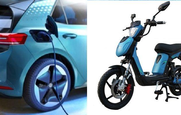 Έρχεται επιδότηση αγοράς ηλεκτροκίνητων αυτοκινήτων, σκούτερ και ποδηλάτων