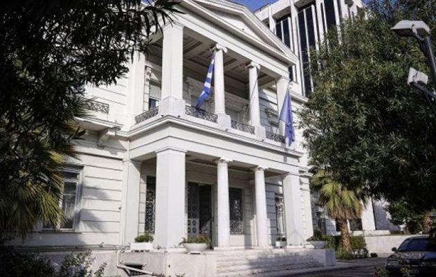 Κατηγορηματική δήλωση ΥΠΕΞ: Κανένας Τούρκος στρατιώτης σε ελληνικό έδαφος