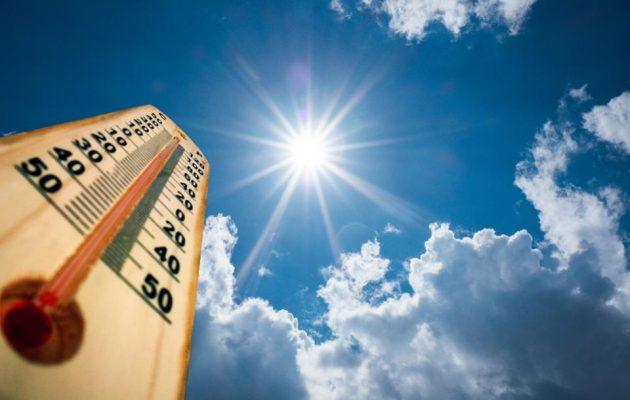 Καιρός: Στους 35 βαθμούς Κελσίου θα «σκαρφαλώσει» ο υδράργυρος – Δείτε πού