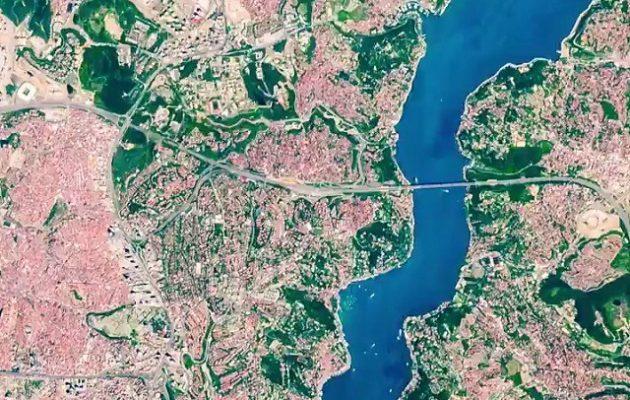 Ο υπ. Ενέργειας της Τουρκίας αποκάλυψε τη διαδρομή του γεωτρύπανου Φατίχ (βίντεο)