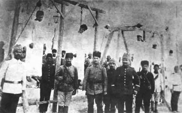 6η Μαΐου 1916: Η «Ημέρα Μαρτύρων» που οι Τούρκοι εκτέλεσαν Άραβες πατριώτες διαφωτιστές